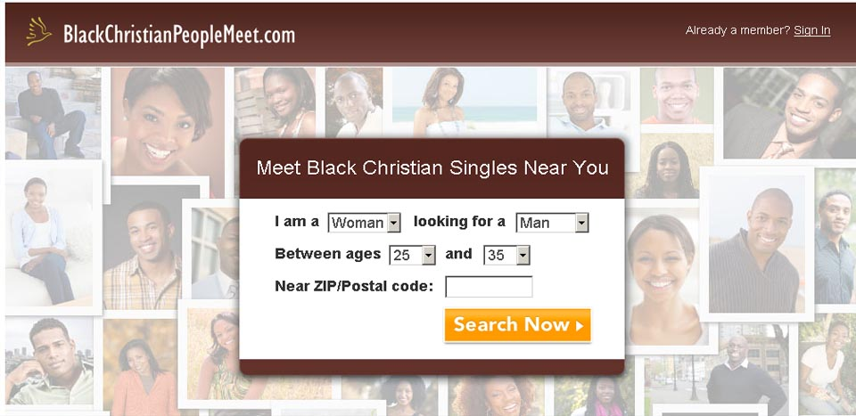 Black christian meet
